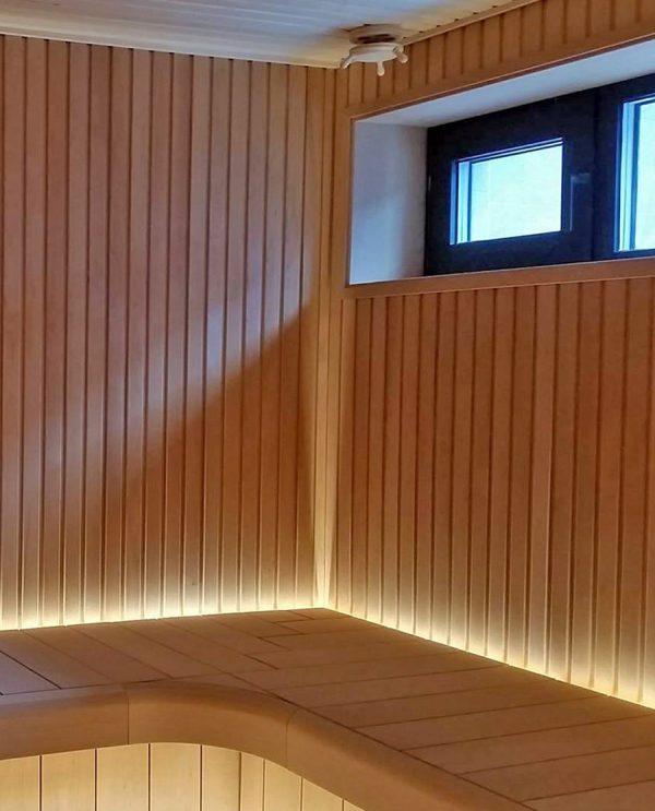 Ventillatiedeksel voor de banya/sauna (bewerking: geolied)